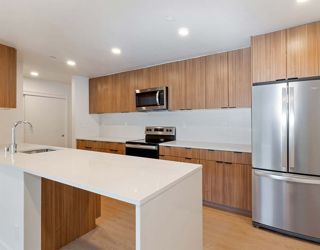 707 Leahy - Redwood City, CA - Kitchen