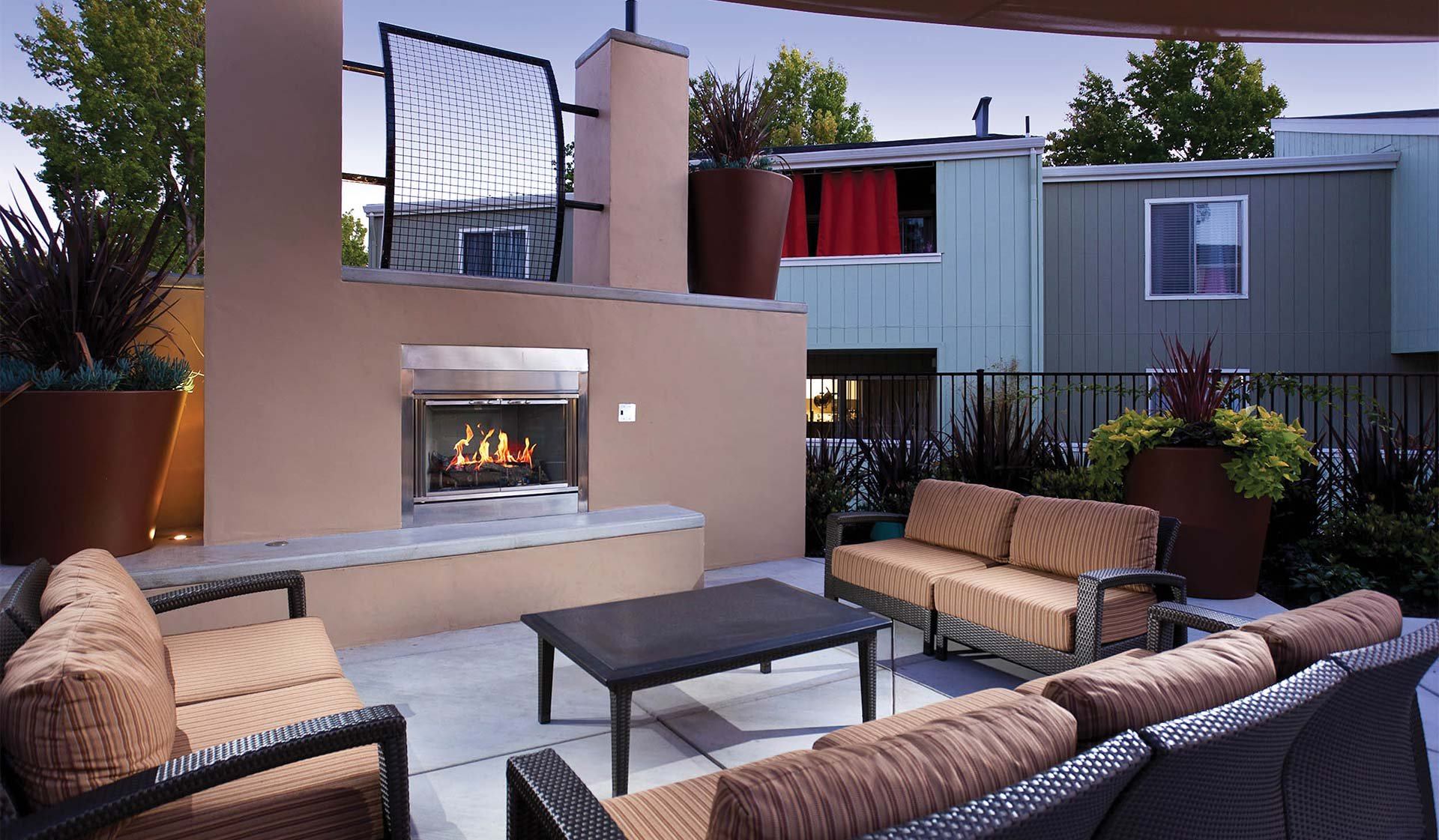 707 Leahy - Fire Place - Redwood City, CA