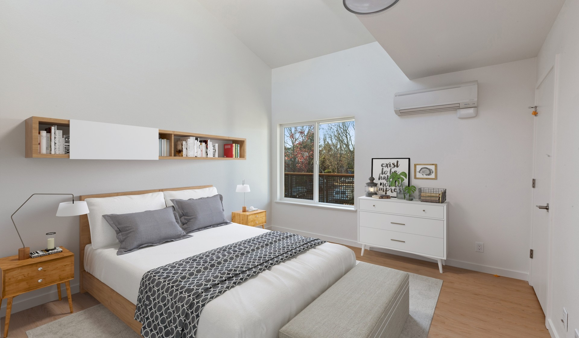 707 Leahy - Redwood City - bed