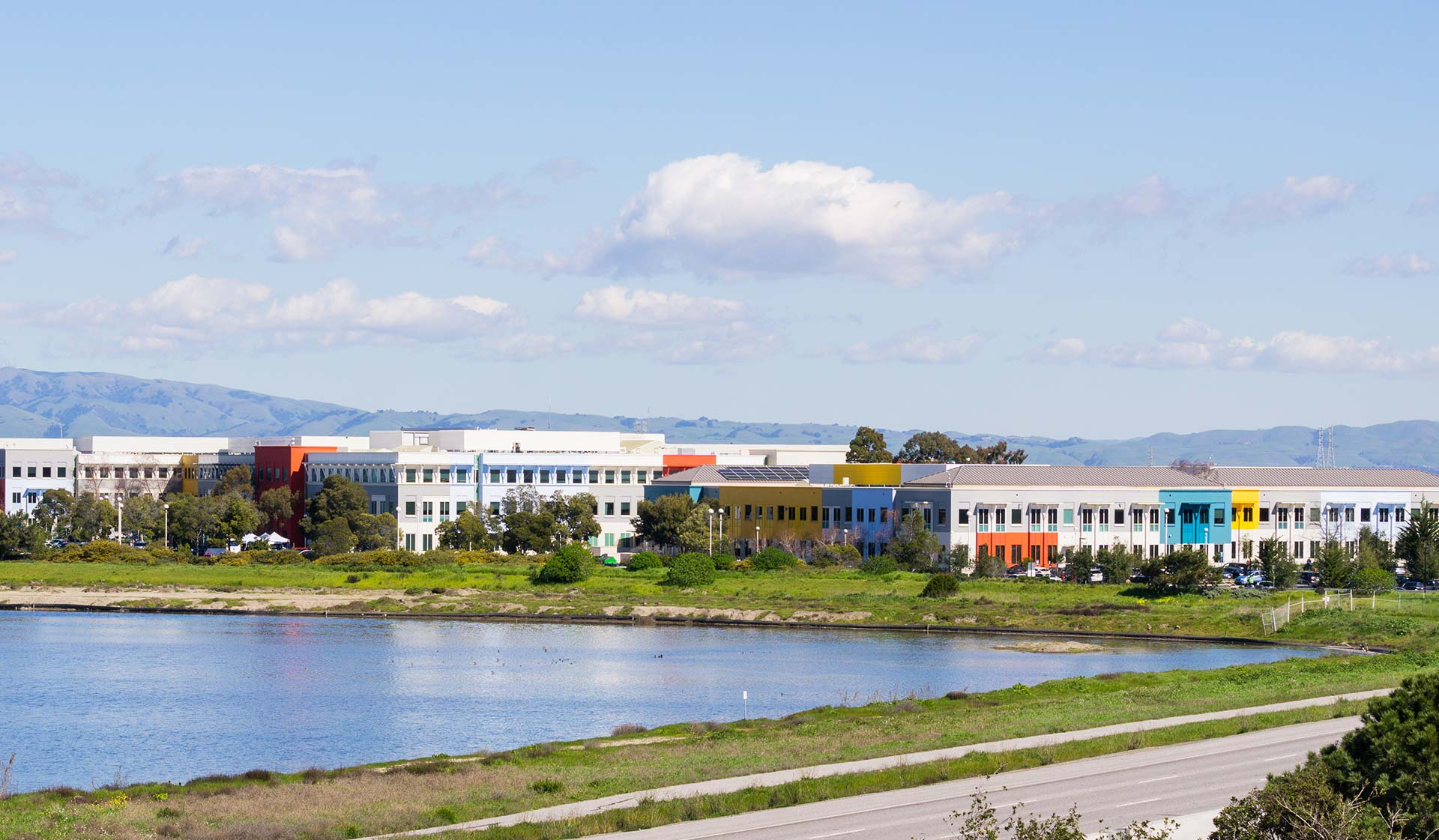 707 Leahy - Redwood City, CA - Facebook HQ